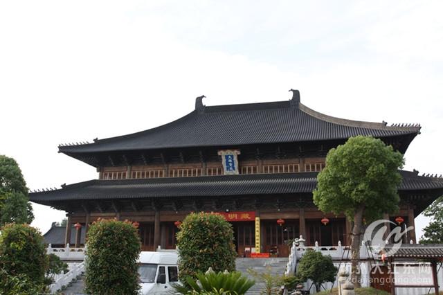 [信仰]大江东新湾东海禅寺 佛法的坚固道心